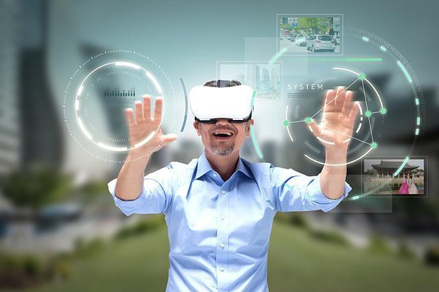 VR虛擬現實