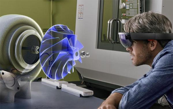 MR混合現實-福特混合現實技術展現新款車型